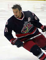 Hockey Photos - Columbus Blue Jackets - Rick Nash