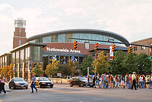 Hockey Photos - Columbus Blue Jackets - Nationwide Arena