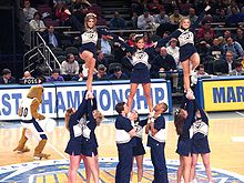 College Basketball Photos - Pittsburgh Panthers - Pitt Cheerleaders