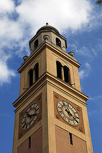 College Basketball Photos - Louisiana State Fighting Tigers - Memorial Tower is in the heart of LSU's campus.