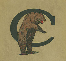 College Basketball Photos - Cincinnati Bearcats - An early version of the UC Bearcats logo