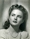 College Basketball Photos - Hamline Pipers - Actress Coleen Gray during the 1940s