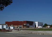 College Basketball Photos - Iowa State Cyclones - ISU Basketball Pracitce Facility under construction
