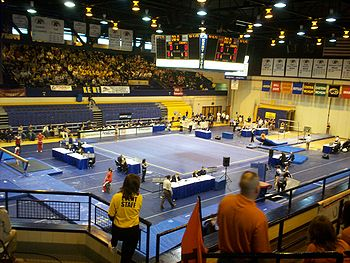 College Basketball Photos - Kent State Golden Flashes - KSU hosted the 2008 MAC Championships
