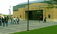 College Football Photos - Morgan State Bears - Hill Field House