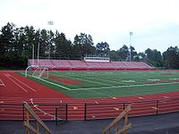 College Football Photos - Saint Francis (Pa) Red Flash - DeGol Field