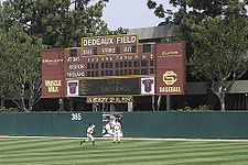 College Football Photos - Southern California Trojans - Dedeaux Field
