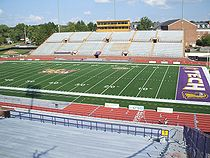 College Football Photos - Tennessee Tech Golden Eagles - Tucker Stadium and Overall Field