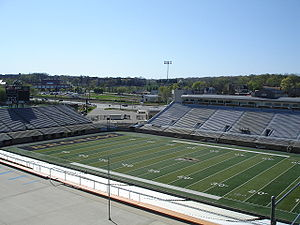 College Football Photos - Western Michigan Broncos - WMU's Waldo Stadium