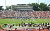 College Football Photos - Duke Blue Devils - Wallace Wade Stadium