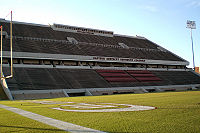 College Football Photos - Eastern Kentucky Colonels - Roy Kidd Stadium