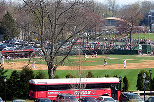 College Football Photos - Fairfield Stags - Alumni Baseball Diamond