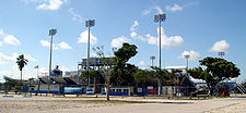 College Football Photos - Florida Atlantic Owls - Lockhart Stadium