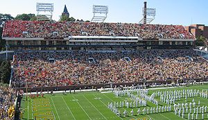 College Football Photos - Georgia Tech Yellow Jackets - Bobby Dodd Stadium at Historic Grant Field