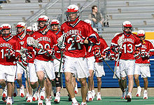 Sports Photos - Cornell Big Red - Men's Lacrosse