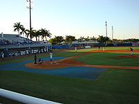 Baseball Photos - Florida International Golden Panthers - University Park Stadium