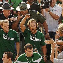 College Football Photos - Marshall Thundering Herd