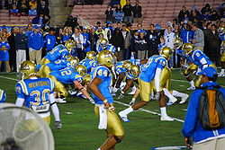 College Football Photos - Ucla Bruins