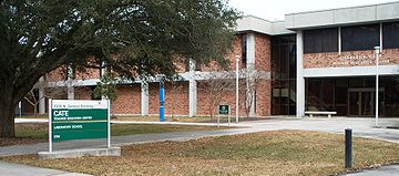 College Football Photos - Southeastern Louisiana Lions - <b>Charles Emery Cate Teacher Education Center</b> at Southeastern Louisiana University