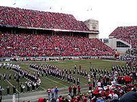 College Football Photos - Ohio State Buckeyes - <center>Famous Script Ohio</center>