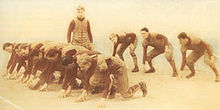 College Football Photos - Alabama Crimson Tide - Alabama in the early 1900s