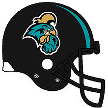 College Football Photos - Coastal Carolina Chanticleers - CCU Football Helmet