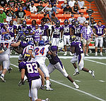 College Football Photos - East Carolina Pirates - Chris Johnson