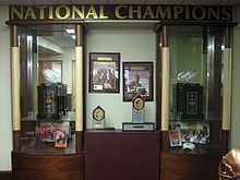 College Football Photos - Florida State Seminoles - FSU's two National Championships:1993 and 1999