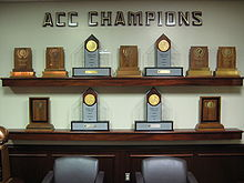 College Football Photos - Florida State Seminoles - Some of the twelve ACC football Championships