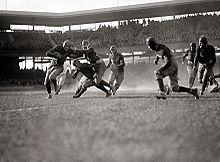 College Football Photos - Georgetown Hoyas - Georgetown versus United States Marines in 1923