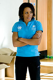 Olympics Photos - Kelly Holmes