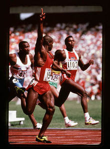 Olympics Quote - Carl Lewis Quote