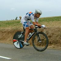 Olympics Photos - Brad Mcgee - Brad McGee riding for Fran%C3%A7aise des Jeux (cycling team)