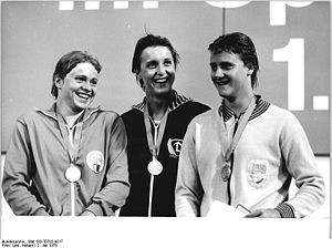 Olympics Photos - Caren Metschuck