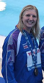 Olympics Photos - Becky Adlington