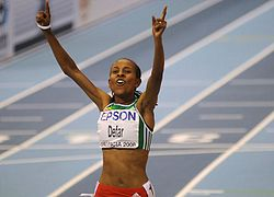 Olympics Quote - Meseret Defar Quote