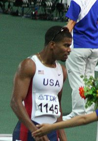 Olympics Quote - Terrence Trammell Quote