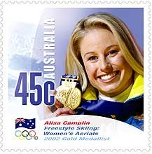 Olympics Quote - Alisa Camplin Quote