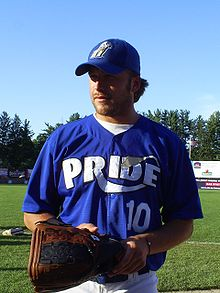 Olympics Photos - Bode Miller - Bode while playing for the Nashua Pride in 2007.