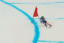 Olympics Photos - Bode Miller - Bode Miller in the Alpine skiing at the 2010 Winter Olympics %E2%80%93 Men%27s dow