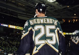 Hockey Quote - Joe Nieuwendyk Quote
