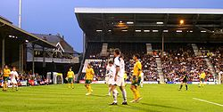 Soccer Photos - New Zealand National Football Team - Australia vs New Zealand friendly match at Craven Cottage