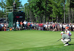 Golf Photos - Fred Couples - Fred Couples at the 2009 Telus World Skins Game in L%C3%A9vis