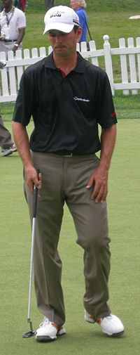 Golf Photos - Mike Weir