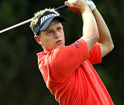 Golf Photos - Luke Donald
