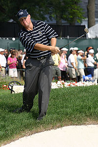 Golf Photos - Chad Campbell