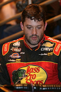Motorsports Photos - Tony Stewart