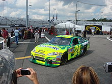 "Motorsports Photos - Jeff Gordon - 2008 ""Nicorette"" Cup car"