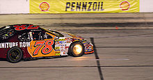 Motorsports Photos - Joe Nemechek - Joe Nemechek's #78 race car in 2007