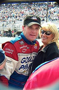 Motorsports Photos - Kenny Wallace